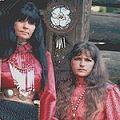 Cherokee Rose & Silena